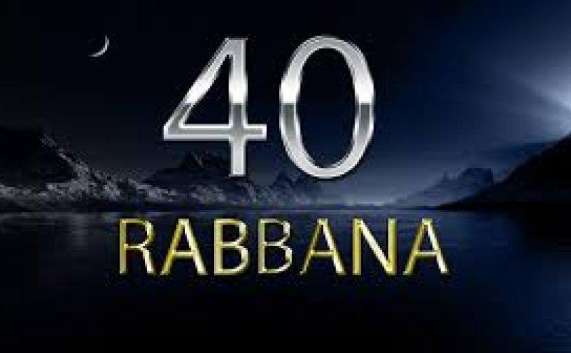 Rabbana Dua Mishary Rashid