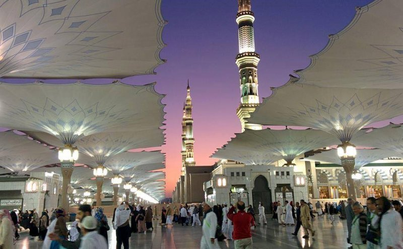Allah Allah Madina Jo Qareeb