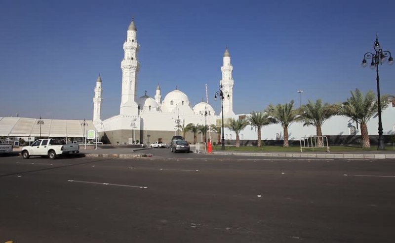Adhan From Quba Mosque