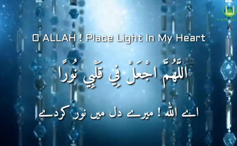 Download MP3: Duaa e Noor Beautiful Dua by Sheikh Mishary