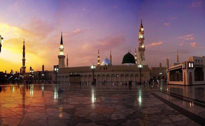 Muhammad Nabina Arabic Naat