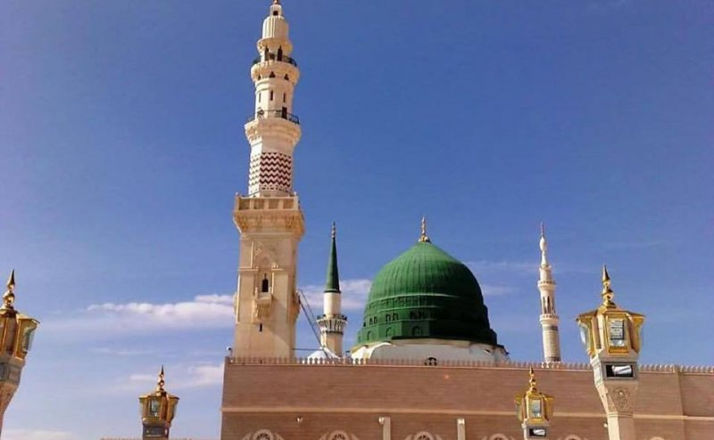 Salam Ae Roza-e-Anwar