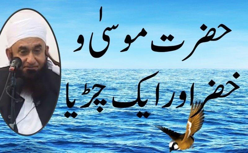 Story of Hazrat Khizar and Hazrat Musa