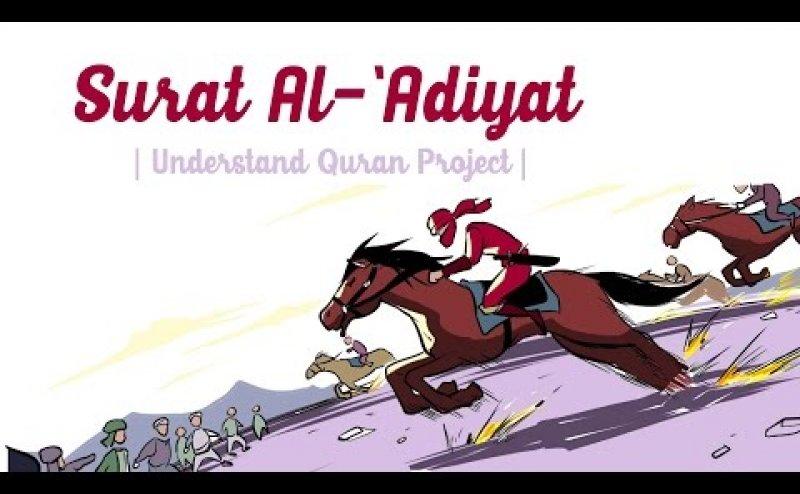 Surah Al Adiyat Full