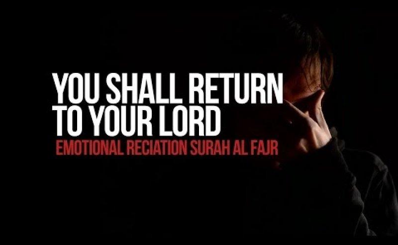 Surah Al Fajr Full