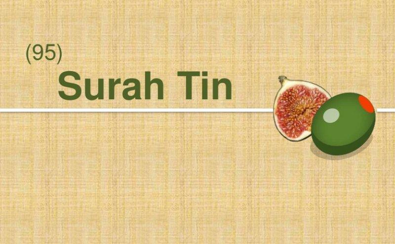 Surah Tin