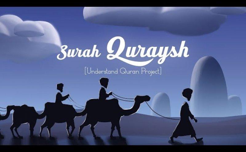 Surah Quraish Qari Obaid ur Rehman