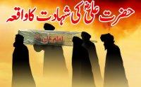 hazrat ali ki shahadat ka bayan, hazrat ali ki shahadat ka bayan mp3, download hazrat ali ki shahadat ka bayan, saqib raza mustafai bayan