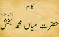 muhammad bakhsh kalam, shahid mehmood sufi kalam, download sufi kalam, qari shahid punjabi naat