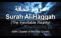 Surah Haqqah Urdu Translation
