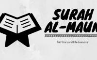 Surah Maun Maher al Mueaqly