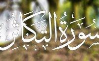 Surah Takasur Maher al Mueaqly