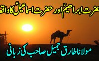 Hazrat Ibrahim Ka Imtehan, waqia, urdu, moulana tariq jameel
