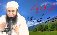 Allah Ka Deedar, jannat mein allah ka deedar, tariq jameel latest bayan, audio bayan mp3, allah ka deedar mp3 bayan