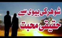 Shohar Ka Bewi Se izhar e mohabbat Kerna Kuon Zarori Hai, tariq jameel bayan, sohar ka bewi se izhar, mp3 bayan download
