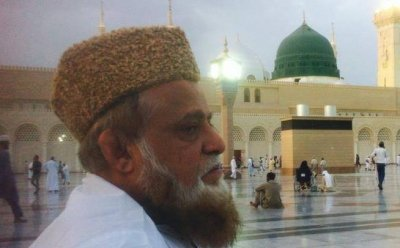 Siddique Ismail at Madina
